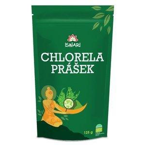 Iswari BIO Chlorela prášek 125 g
