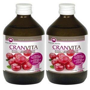 Pharma Activ Cranvita 1+1 2x500 ml
