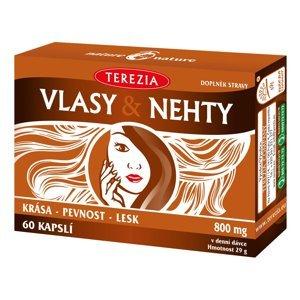 Terezia Vlasy & Nehty 60 kapslí