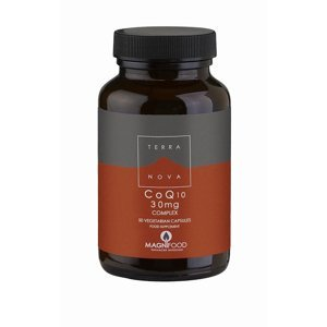 Terranova CoQ10 30 mg komplex 50 kapslí