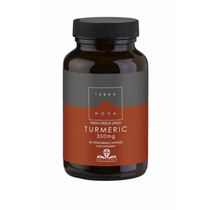 Terranova Kurkuma 350 mg 50 kapslí
