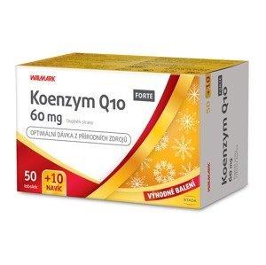 Walmark Koenzym Q10 FORTE 60 mg 50+10 tobolek