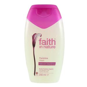 Faith in Nature Dámský intimní mycí gel 200 ml