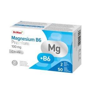 Dr.Max Magnesium B6 Premium 100 mg 50 tablet
