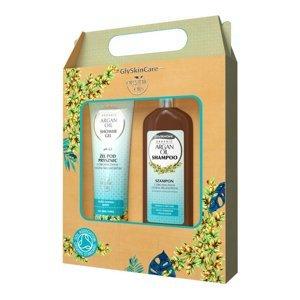 Biotter Šampon + sprchový gel s arganovým olejem dárkový set 2x250 ml