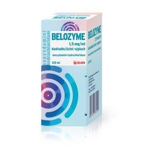 Belozyme 1,5 mg/ml ústní výplach 120 ml
