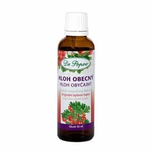 Dr. Popov Hloh obecný bylinné kapky 50 ml