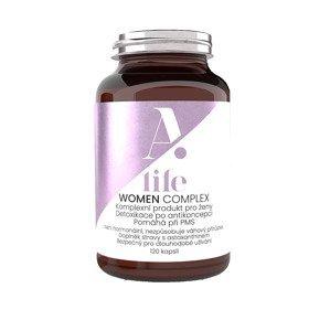 Alife Beauty and Nutrition Women Complex 120 kapslí