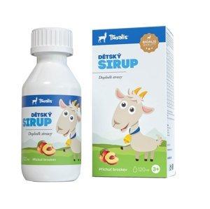 Bioalis Dětský sirup 120 ml