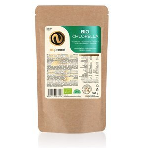 Nupreme BIO Chlorella prášek 100 g