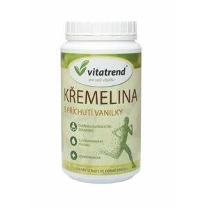 Vitatrend Křemelina s příchutí vanilky 300 g