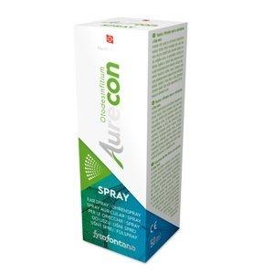 Aurecon s extraktem z Aloe vera ušní sprej 50 ml