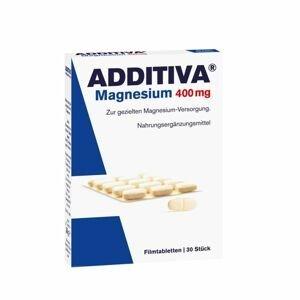 Additiva Magnesium 400 mg 30 tablet