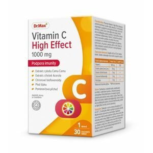 Dr.Max Vitamin C High Effect 1000 mg 30 tablet