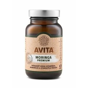 AVITA Moringa Premium 60 tobolek