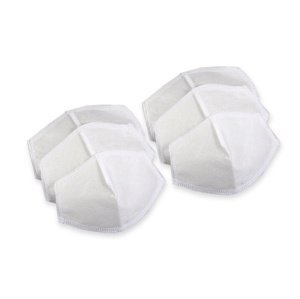 Petit Lulu Sada nanofiltrů se stříbrem 30 denní ochrana 6 ks