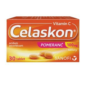 Celaskon Pomeranč 100 mg 30 tablet