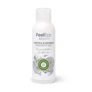 Feel Eco Sprchový gel Limetka & Bambus 100 ml