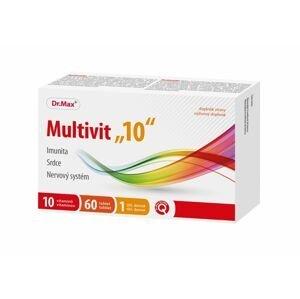 """Dr.Max Multivit """"10"""" 60 tablet"""