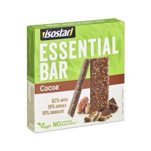 Isostar Essential Bar kakao tyčinka 3x35 g
