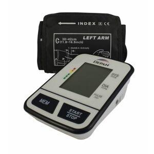 Depan Automatický pažní tlakoměr s adapterem