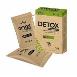 Vitar Detox EKO 60 kapslí