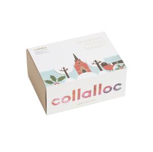 collalloc Vánoční balení kolagen 3 x 30 sáčků + Vitamin C 60 g