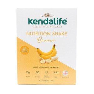 Kendalife Proteinový nápoj banán 8x50 g