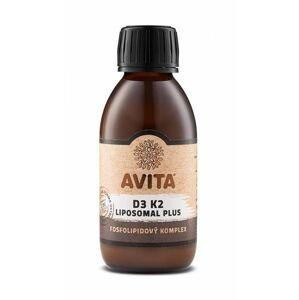 AVITA D3 K2 Liposomal Plus lipozomální roztok 200 ml