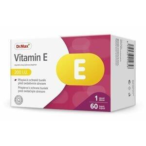 Dr.Max Vitamin E 200 I.U. 60 kapslí