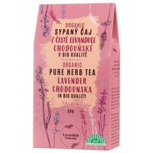 BIO Levandule Chodouňská Čaj z čisté levandule 30 g