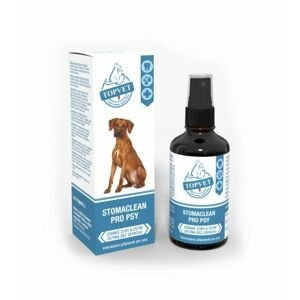 Topvet For Pets Stomaclean pro psy 50 ml