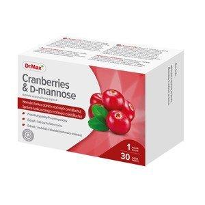Dr.Max Cranberries & D-mannose 30 tablet