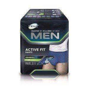 Tena Men Pants Plus Medium inkontinenční kalhotky modré 9 ks