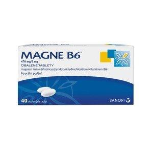 Magne B6 470 mg/5 mg 40 tablet