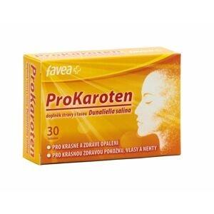 Favea ProKaroten 30 tobolek
