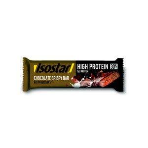 Isostar High Protein 30% čokoládové křupinky tyčinka 55 g