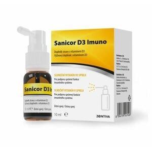 Sanicor D3 Imuno ústní sprej 10 ml