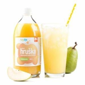 KetoLife Nízkoenergetický nápojový koncentrát s imuregenem hruška 500 ml