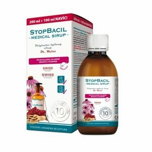Dr. Weiss STOPBACIL Medical sirup 200+100 ml
