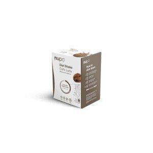 NUPO Dieta Šejk caffe latte 12x32 g