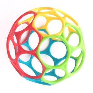 Brightstarts OBALL Classic 0m+ hračka 1 ks mix barev
