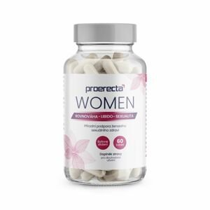 Proerecta WOMAN Podpora sexuálního zdraví 60 kapslí