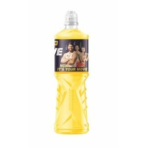 4MOVE Isotonic Drink Lemon nesycený nápoj PET 750 ml