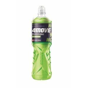 4MOVE Isotonic Drink Limetka/Máta nesycený nápoj PET 750 ml
