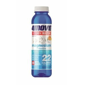 4MOVE Vitamin Water Magnesium + Vitamins nesycený nápoj PET 556 ml