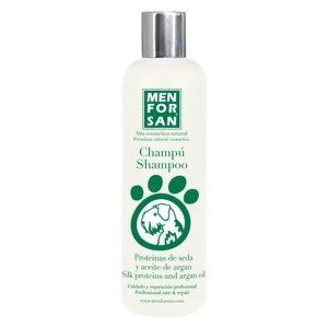 Menforsan Šampon pro hedvábnou srst pro psy 300 ml