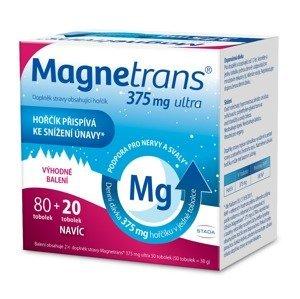 Magnetrans Ultra 375 mg 80+20 tobolek