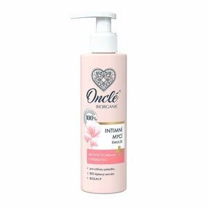 Onclé Biorganic Intimní mycí emulze 200 ml