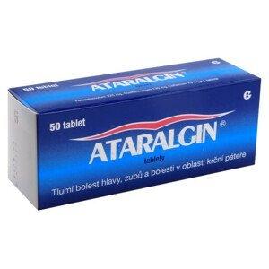 ATARALGIN 325MG/130MG/70MG neobalené tablety 50